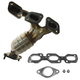1AEEM00639-Exhaust Manifold with Catalytic Converter Assembly