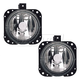 1ALFP00123-Mitsubishi Eclipse Galant Fog / Driving Light Pair