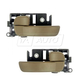 1ADHS00727-Nissan Interior Door Handle Pair