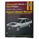 1AMNL00173-Chevy Nova Geo Prizm Haynes Repair Manual
