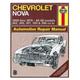 1AMNL00161-1969-79 Chevy Nova Haynes Repair Manual