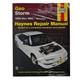 1AMNL00162-1990-93 Geo Storm Haynes Repair Manual