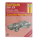 1AMNL00168-1979-83 Datsun 280ZX Haynes Repair Manual