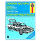 1AMNL00199-1980-85 Haynes Repair Manual