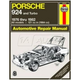1AMNL00194-1976-82 Porsche 924 Haynes Repair Manual