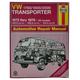 1AMNL00182-1972-79 Volkswagen Bus/Transporter Haynes Repair Manual