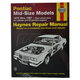 1AMNL00189-Pontiac Haynes Repair Manual
