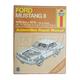 1AMNL00187-1974-78 Ford Mustang II Haynes Repair Manual