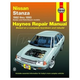 1AMNL00188-1982-90 Nissan Stanza Haynes Repair Manual