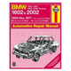 1AMNL00185-BMW Haynes Repair Manual