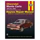 1AMNL00119-1970-88 Chevy Monte Carlo Haynes Repair Manual