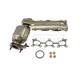 1AEEM00671-Exhaust Manifold with Catalytic Converter & Gasket Kit Passenger Side  Dorman 674-617