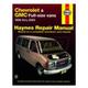 1AMNL00109-1996-05 Haynes Repair Manual