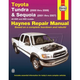 1AMNL00106-Toyota Sequoia Tundra Haynes Repair Manual