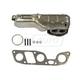 1AEEM00689-1999-00 Mercury Villager Exhaust Manifold & Gasket Kit Front  Dorman 674-719