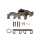 1AEEM00681-Cadillac Deville Fleetwood Exhaust Manifold & Gasket Kit Rear