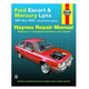 1AMNL00134-1981-90 Ford Escort Mercury Lynx Haynes Repair Manual
