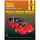 1AMNL00132-1984-89 Nissan 300ZX Haynes Repair Manual