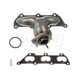 1AEEM00692-Cadillac CTS Exhaust Manifold & Gasket Kit Driver Side