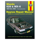 1AMNL00122-1983-92 Mazda 626 MX-6 Haynes Repair Manual
