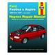 1AMNL00121-Ford Aspire Festiva Haynes Repair Manual