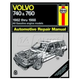 1AMNL00157-1982-88 Volvo 740 760 Haynes Repair Manual