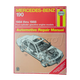 1AMNL00150-1984-88 Mercedes Benz 190SL Haynes Repair Manual