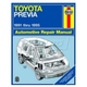 1AMNL00143-1991-95 Toyota Previa Haynes Repair Manual