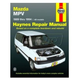 1AMNL00147-1989-94 Mazda MPV Haynes Repair Manual