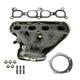 1AEEM00717-1999-03 Mazda Protege Exhaust Manifold & Gasket Kit  Dorman 674-867