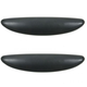 1ADHS00647-Saturn Exterior Door Handle Pair Black