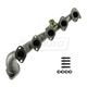 1ASLF00560-Mazda Protege Protege5 Control Arm with Ball Joint Passenger Side Front