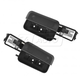 1ADHS00666-2004-08 Ford F150 Truck Interior Door Handle Pair Front Black
