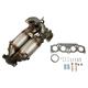 1AEEM00765-2001-03 Toyota Highlander Exhaust Manifold with Catalytic Converter & Gasket Kit  Dorman 674-984