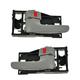 1ADHS00617-Toyota Sequoia Tundra Interior Door Handle Pair
