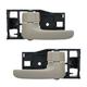 1ADHS00618-Toyota Sequoia Tundra Interior Door Handle Pair