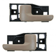 1ADHS00606-2000-06 Toyota Tundra Interior Door Handle Pair