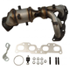 1AEEM00739-2007-12 Nissan Altima Exhaust Manifold with Catalytic Converter & Gasket Kit