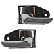 1ADHI00636-Kia Sephia Spectra Interior Door Handle