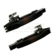 1ADHS00692-2007-12 Nissan Sentra Exterior Door Handle Pair Rear