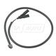 1AZWH00055-1978-86 Porsche 928 Brake Pad Wear Sensor Rear