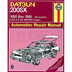 1AMNL00231-1980-83 Nissan 200SX Haynes Repair Manual