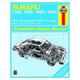 1AMNL00232-1971-79 Subaru 1600 Haynes Repair Manual