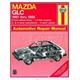 1AMNL00237-1981-85 Mazda GLC Haynes Repair Manual