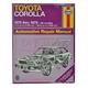 1AMNL00220-1975-79 Toyota Corolla Haynes Repair Manual