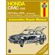 1AMNL00222-1973-79 Honda Civic Haynes Repair Manual