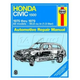 1AMNL00224-1975-79 Honda Civic Haynes Repair Manual