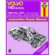 1AMNL00225-1966-74 Volvo 140 Haynes Repair Manual