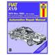 1AMNL00227-1974-80 Fiat X 1-9 Haynes Repair Manual