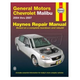 1AMNL00213-2004-10 Chevy Malibu Haynes Repair Manual